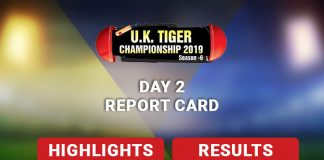 uk tiger championship day 2