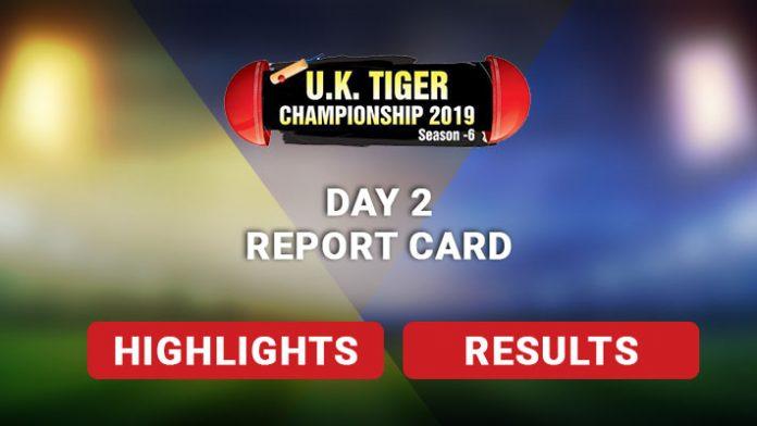 uk tiger championship day 2