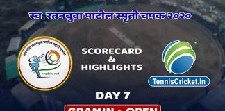 ratanbuva patil 2020 day 7 scorecard highlights